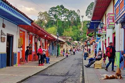 Salento Voyage Colombie