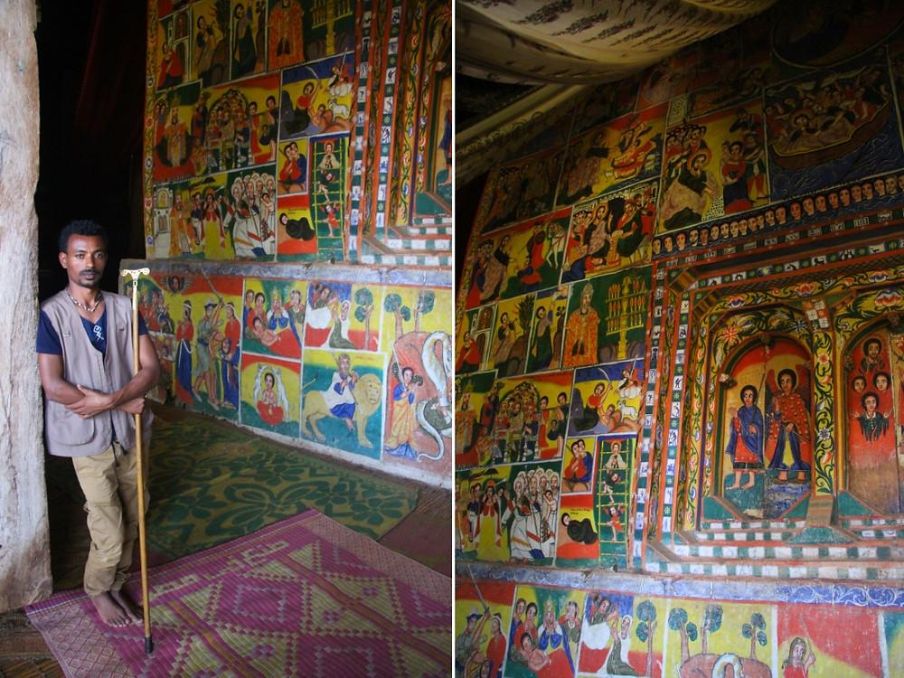 lac tana monastère guide