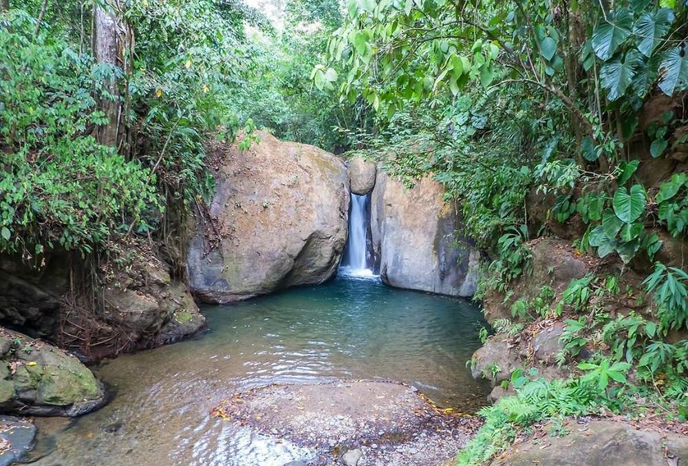 cascade el pavon costa rica