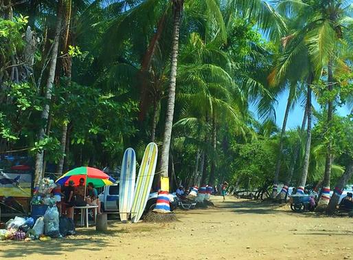 Dominical au Costa Rica