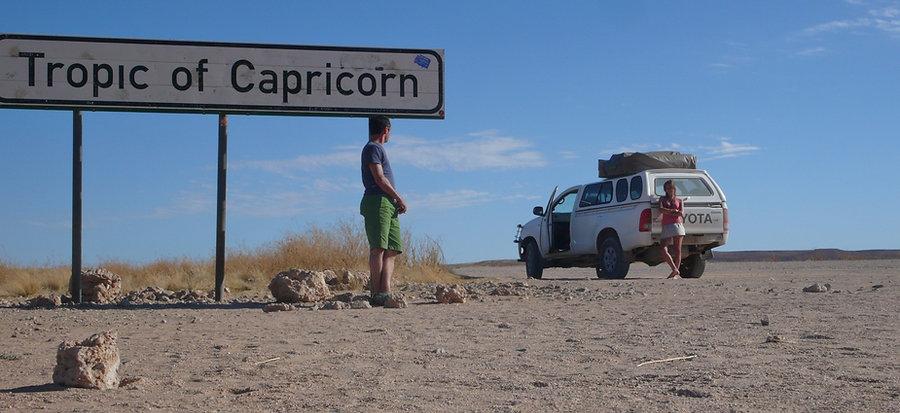 GLOBE TROTTING Voyage Afrique australe