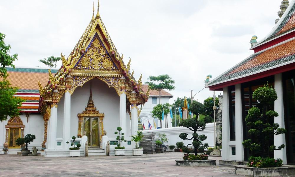 temple Wat Pho- Bangkok
