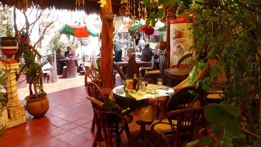 bars restaurants Copacabana en Bolivie