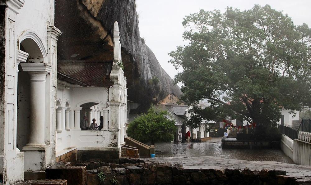 Visiter grottes de Dambulla Sri Lanka