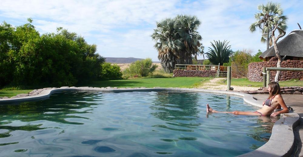 Twyfelfontein Xaragu camp