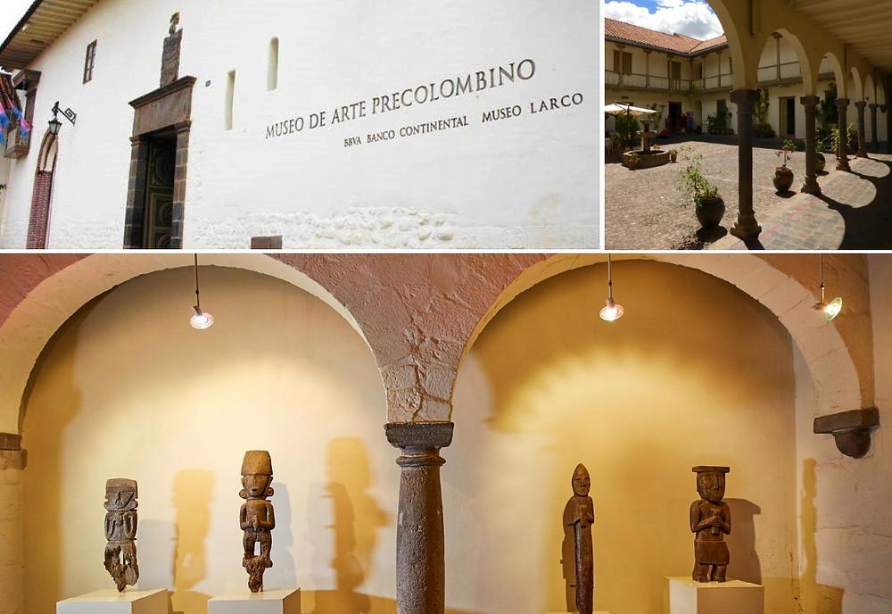 Musée d'art précolombien de Cusco