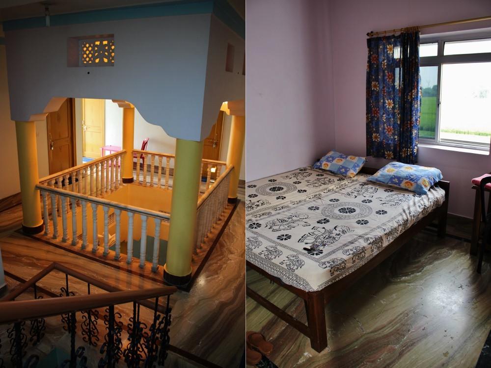 où dormir bodhgaya
