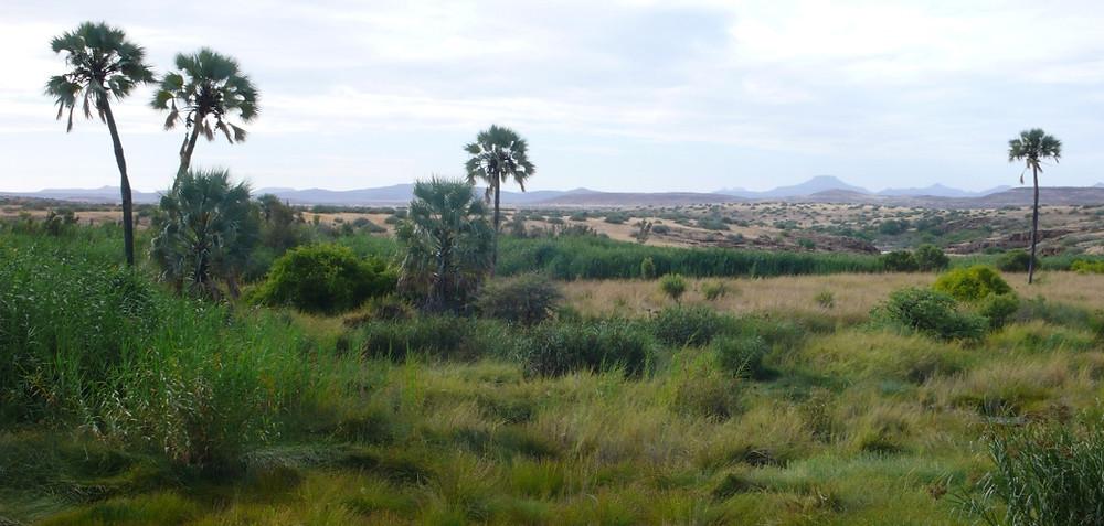 Xaragu Camp Namibie
