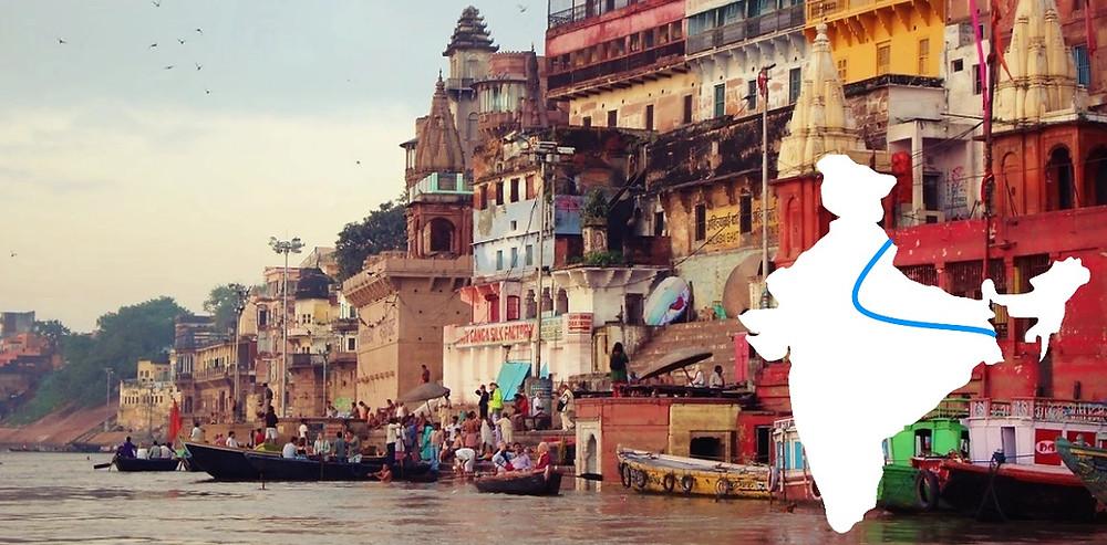 Croisière sur le Gange