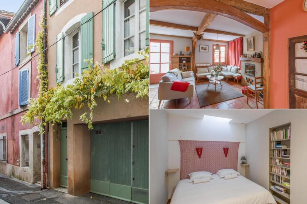 logement pour un Noël à Avignon