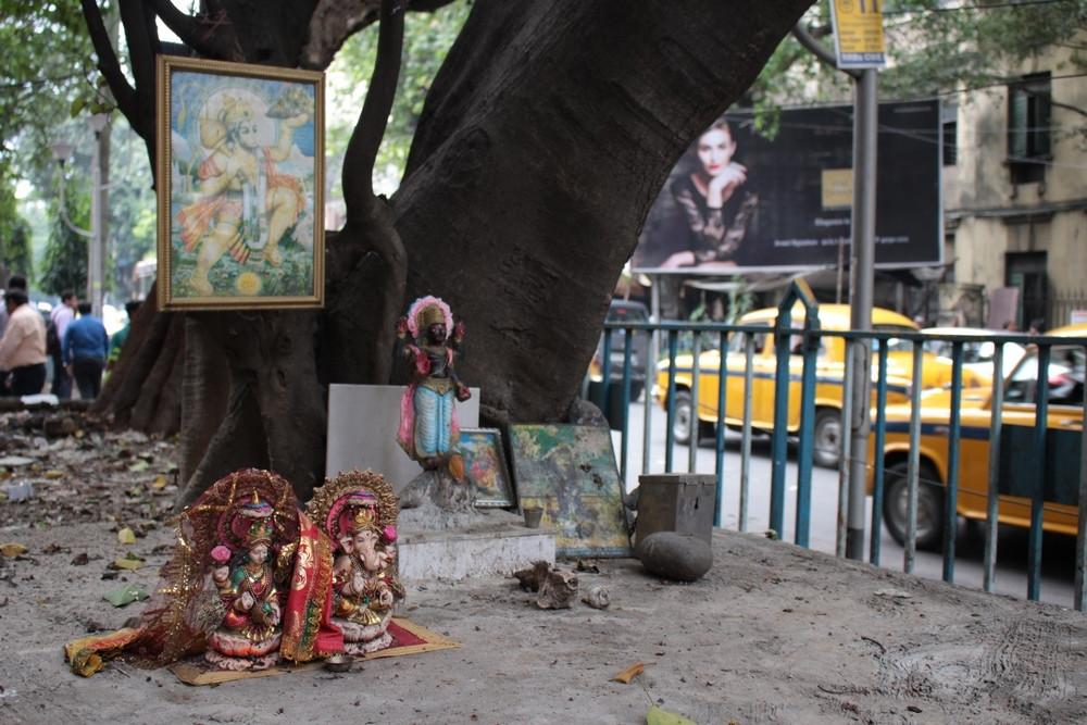 Visiter quartiers de Calcutta