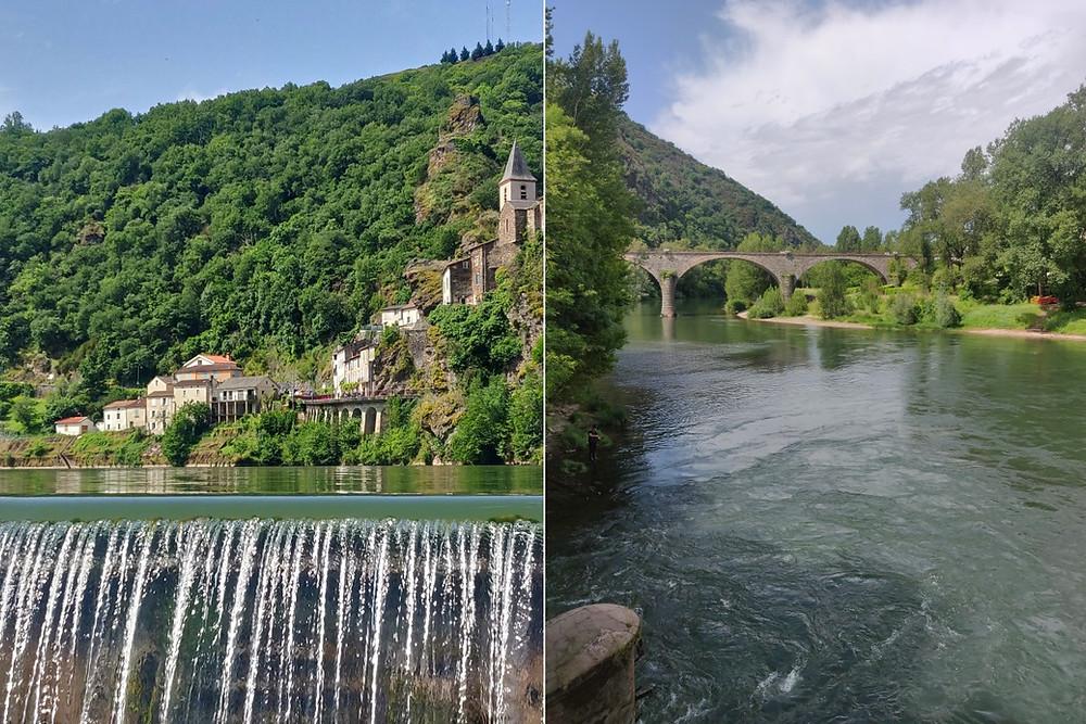 Ambialet Tarn visite village