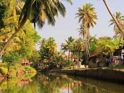 Negombo au Sri Lanka