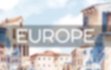 Blog voyage Europe