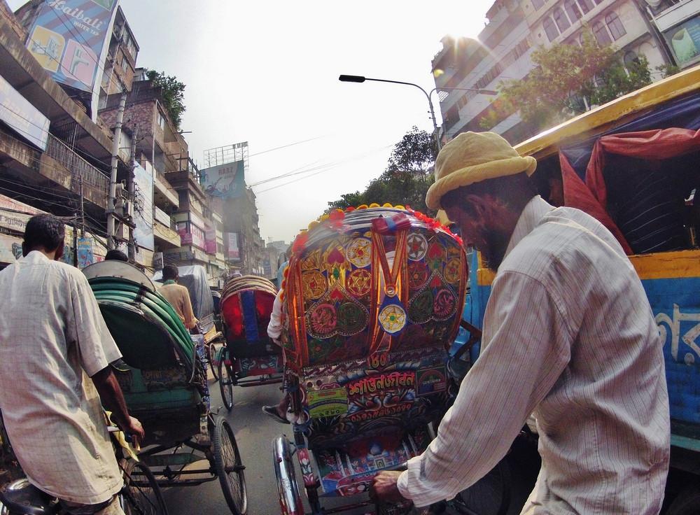 voyage au bangladesh dhaka