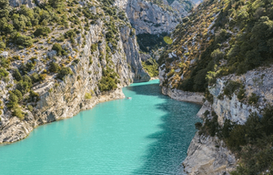 Gorges du Verdon Lieu naturel France