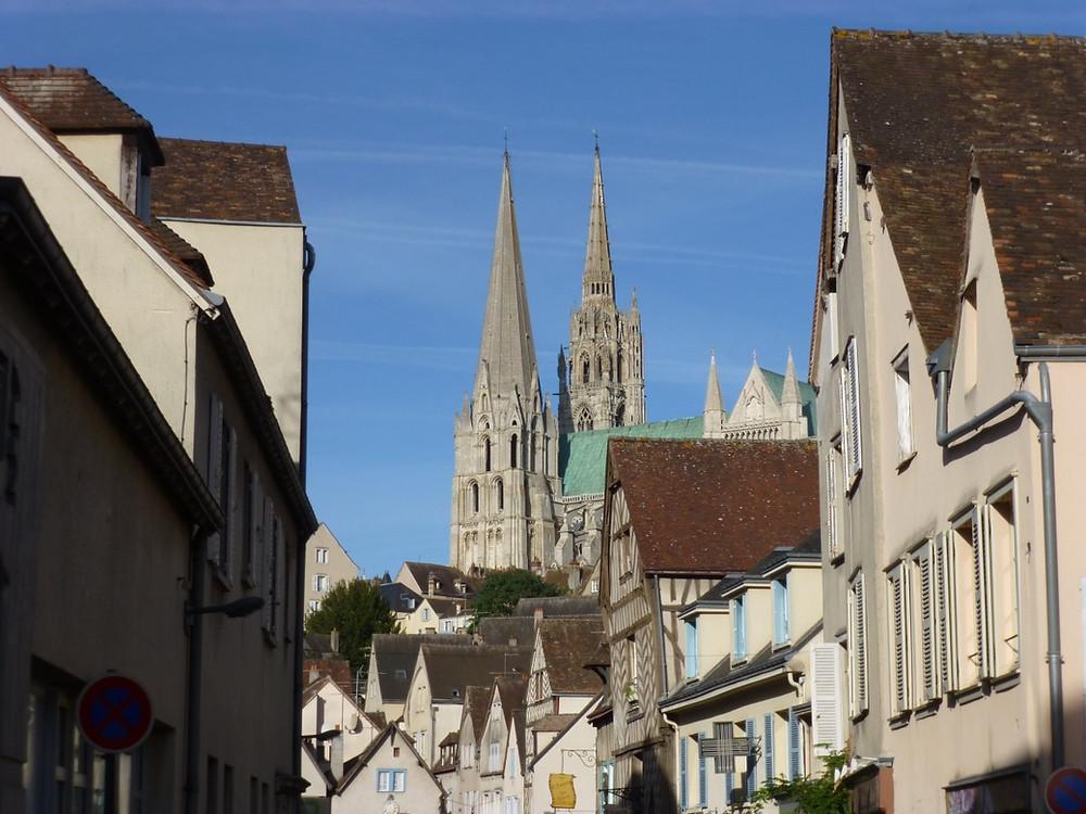 visiter Cathédrale de Chartres