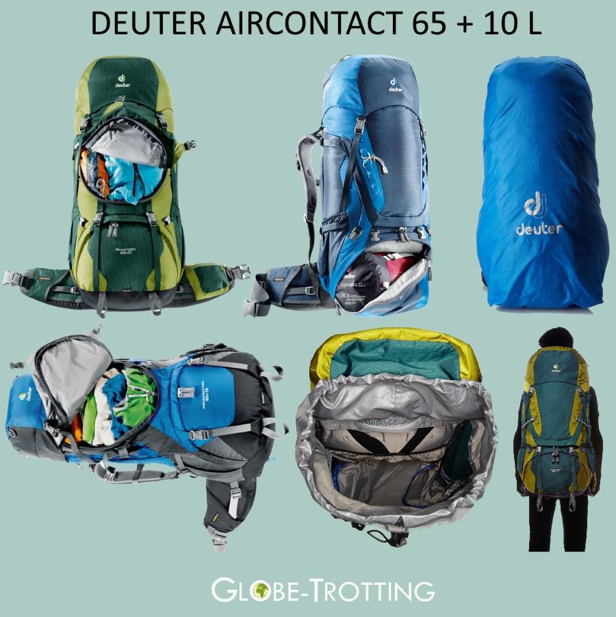 meilleur sac à dos de voyage Deuter