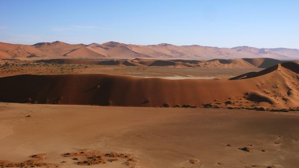 namibie dunes