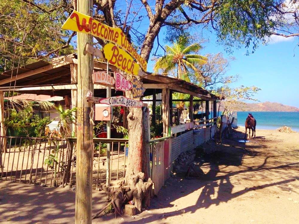 brasilito costa rica blog voyage