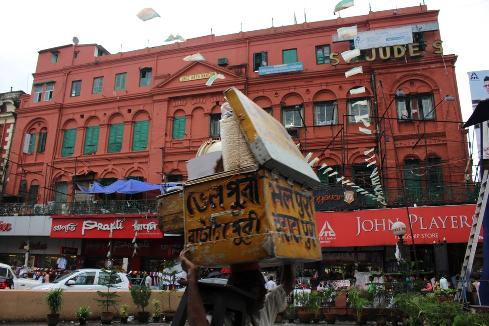 rues New Market  Kolkata