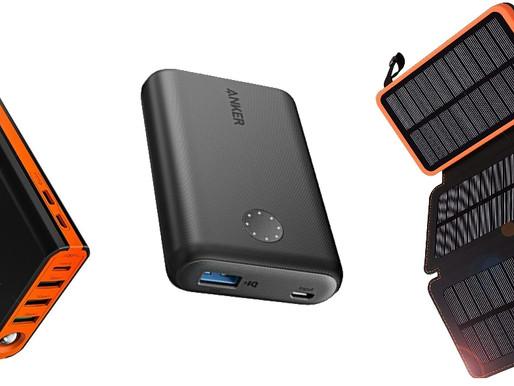 Quelle batterie externe choisir pour un voyage ?