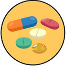 Pharmacie de voyage Douleurs et fièvre