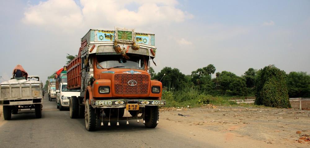 voyage au Bangladesh !