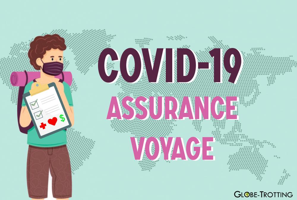 assurance voyage covid