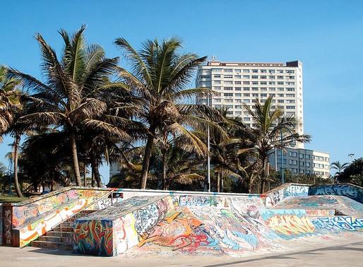 Durban en Afrique du Sud