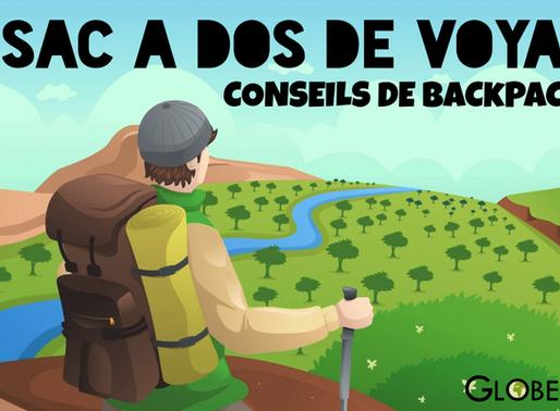 Partir en voyage avec un sac à dos : Conseils de backpackers