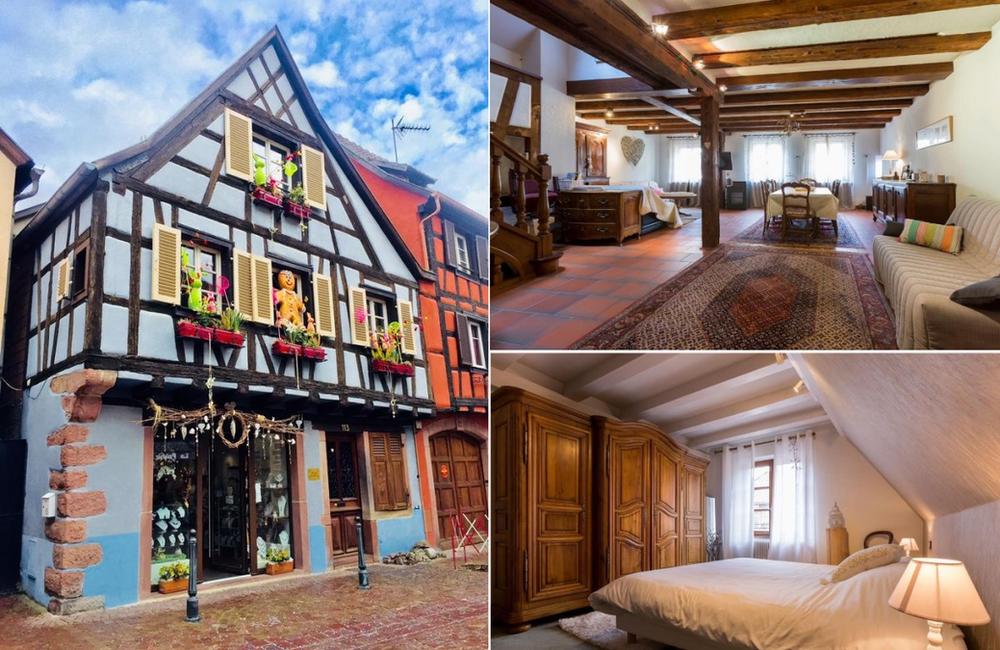 Gîte Noel Alsace