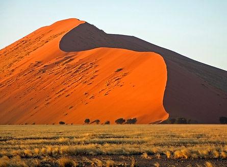 Dunes Sossusvlei Namibie