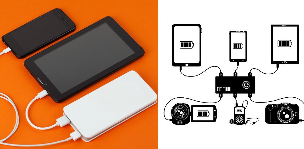 comparatif batterie externe test