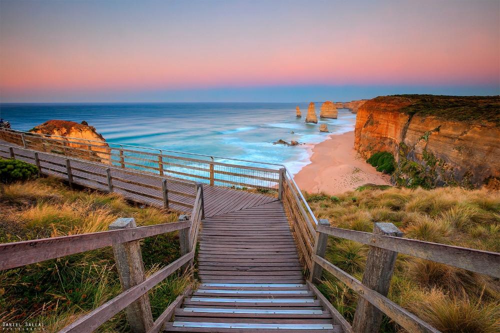 douze apôtres australie plage photo