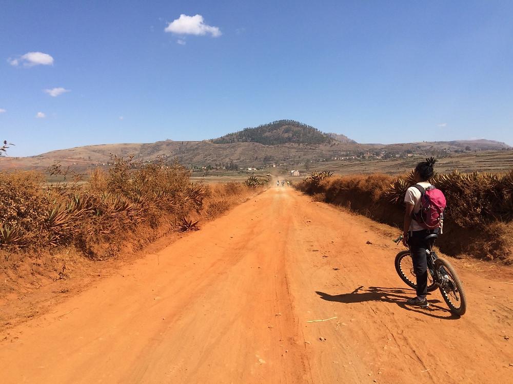Lac Tritriva depuis antsirabé Madagascar