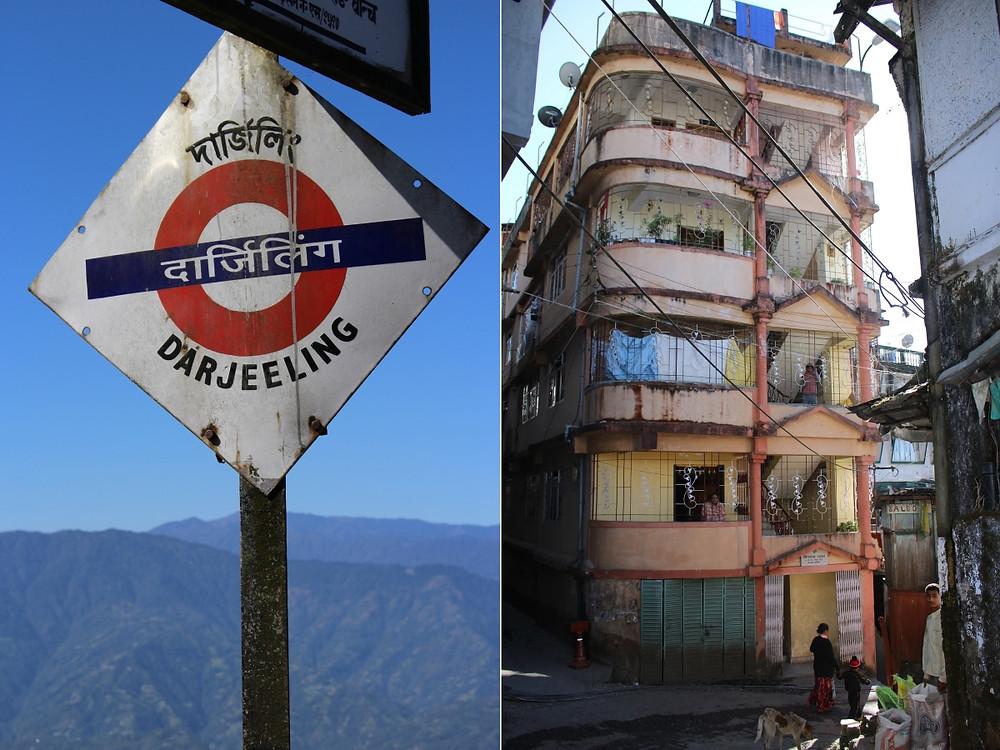 Gare Darjeeling, Inde