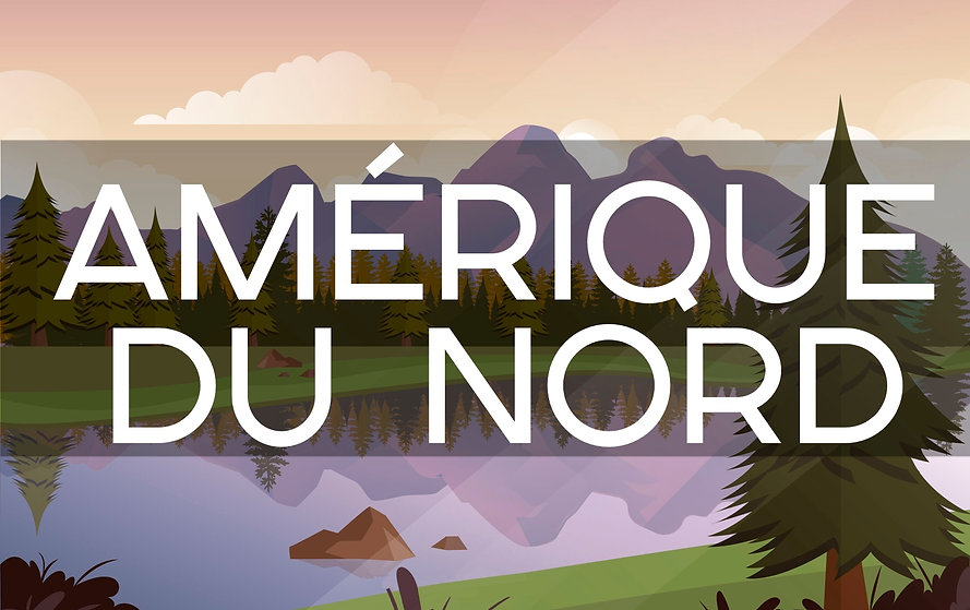 Blog voyage Amérique du Nord