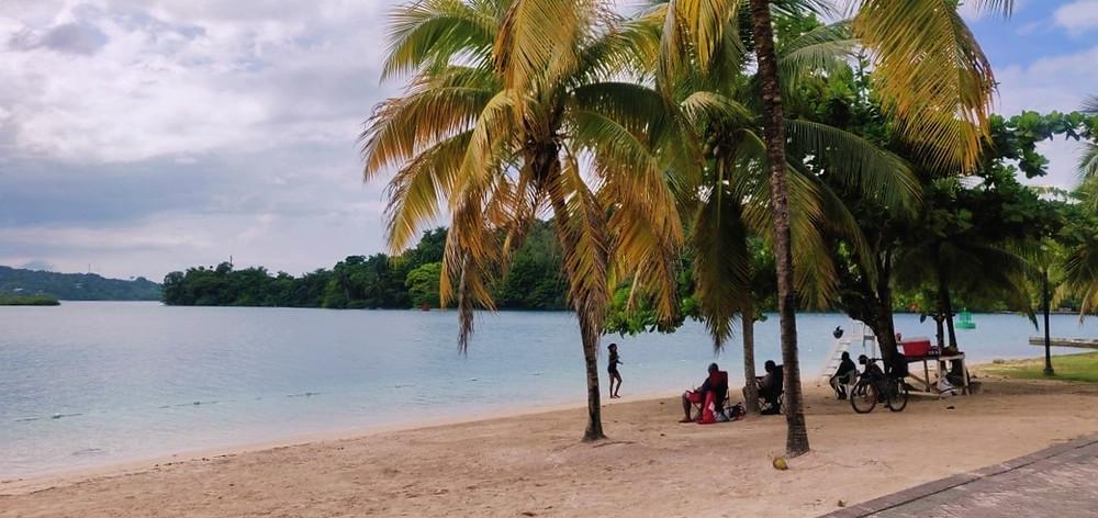 plage de la Marina Port Antonio