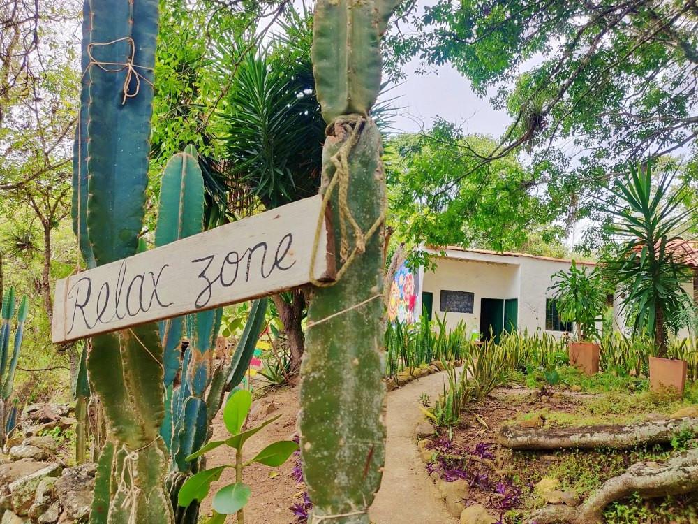 relax zone camino real barichara guane
