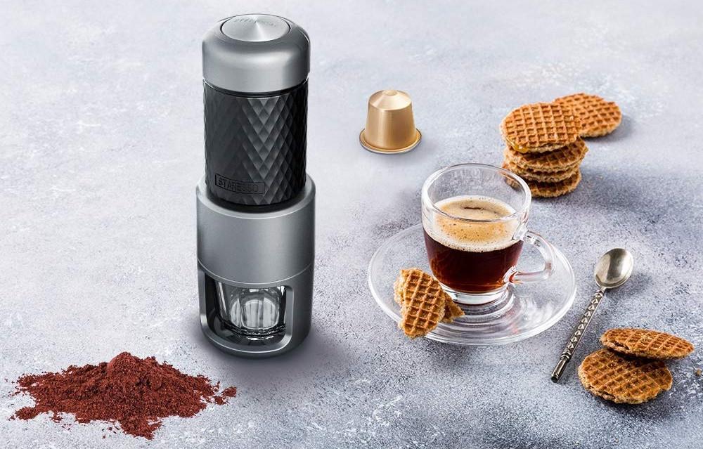 cafetière portable nespresso voyage