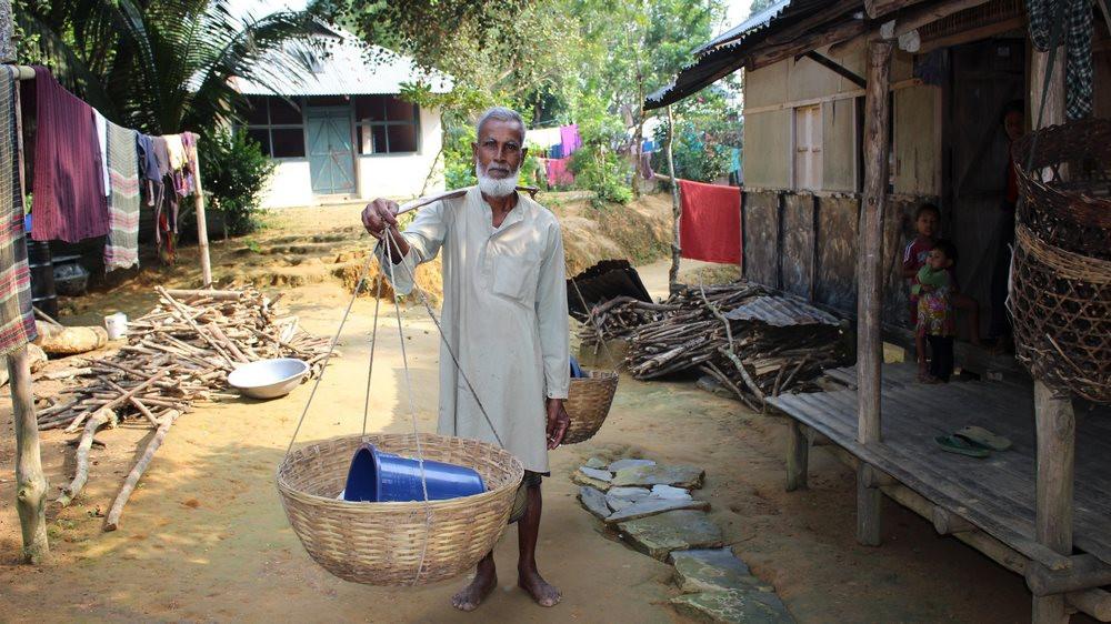 homme village tribal srimangal