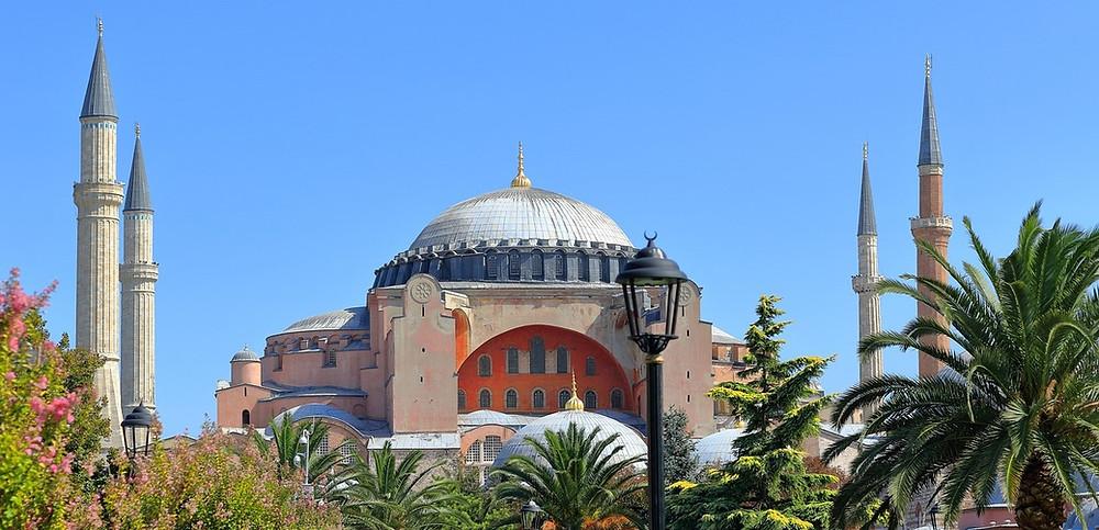 visite sainte sophie istanbul 3 jours