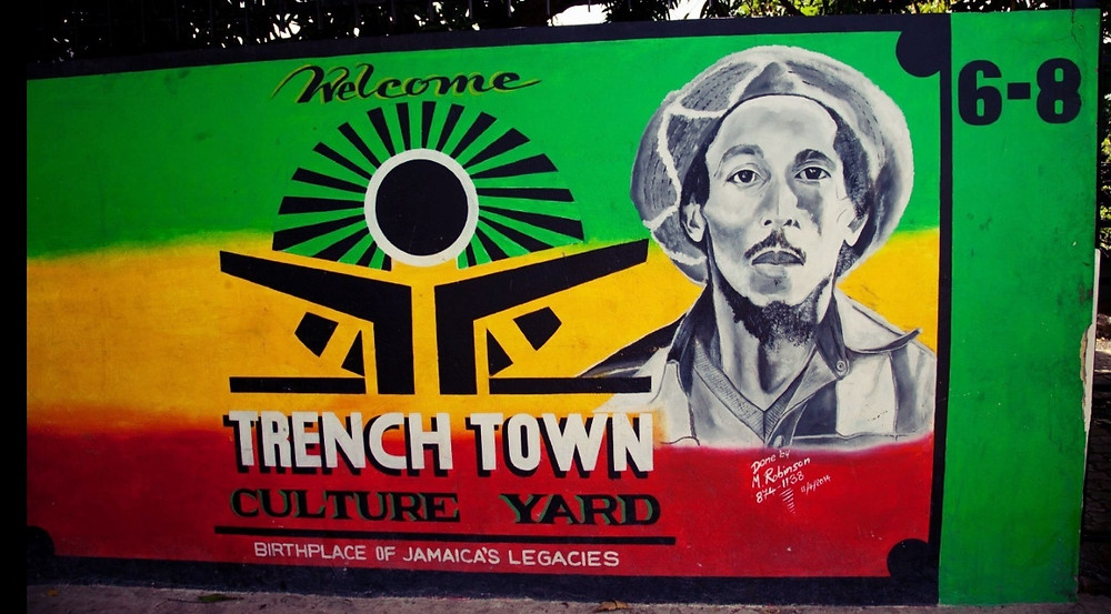 Visite Kingston TrenchTown