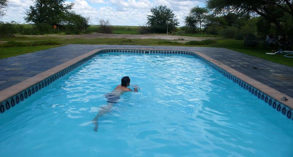Shakawe piscine