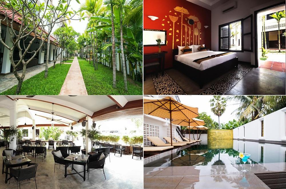 Meilleur hôtel Angkor