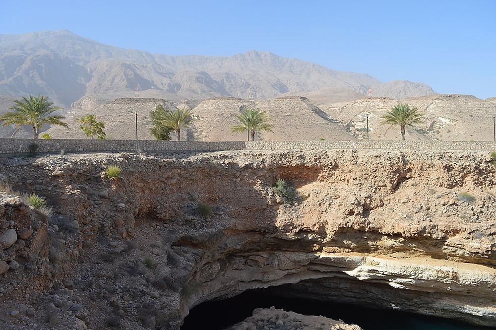 Bimmah Sink hole Hawiyat Najm