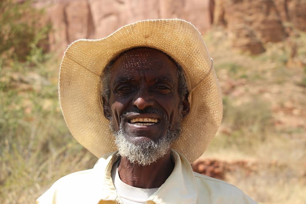 Gheralta guide éthiopien