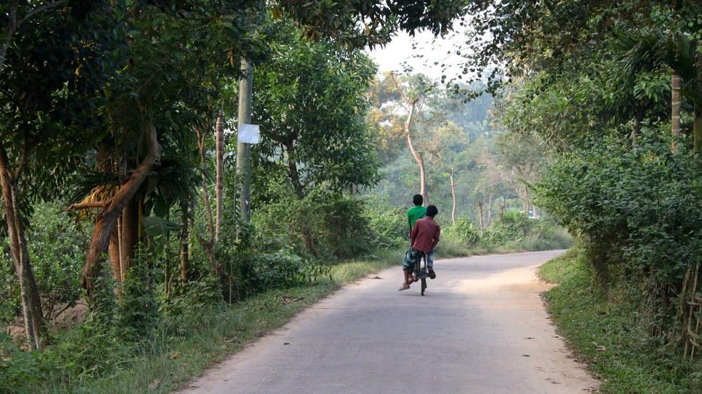 srimangal bangladesh voyage vélo