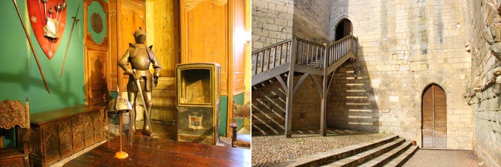 Visite Château de Bourdeilles